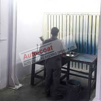 Water Spray Paint Booth