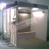 Water Spray Booth